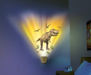 Dinosaurs on Your Wall Kill Even the Toughest Bogeyman