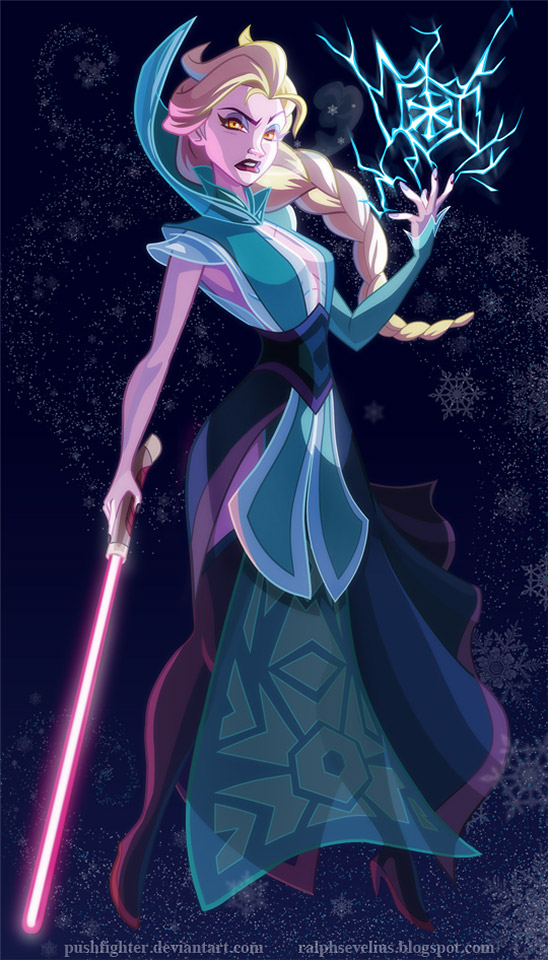disney star wars princess 6