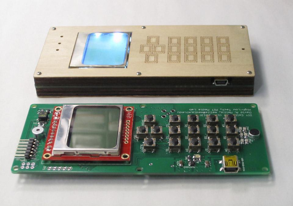 DIY Cell Phone: MyPhone