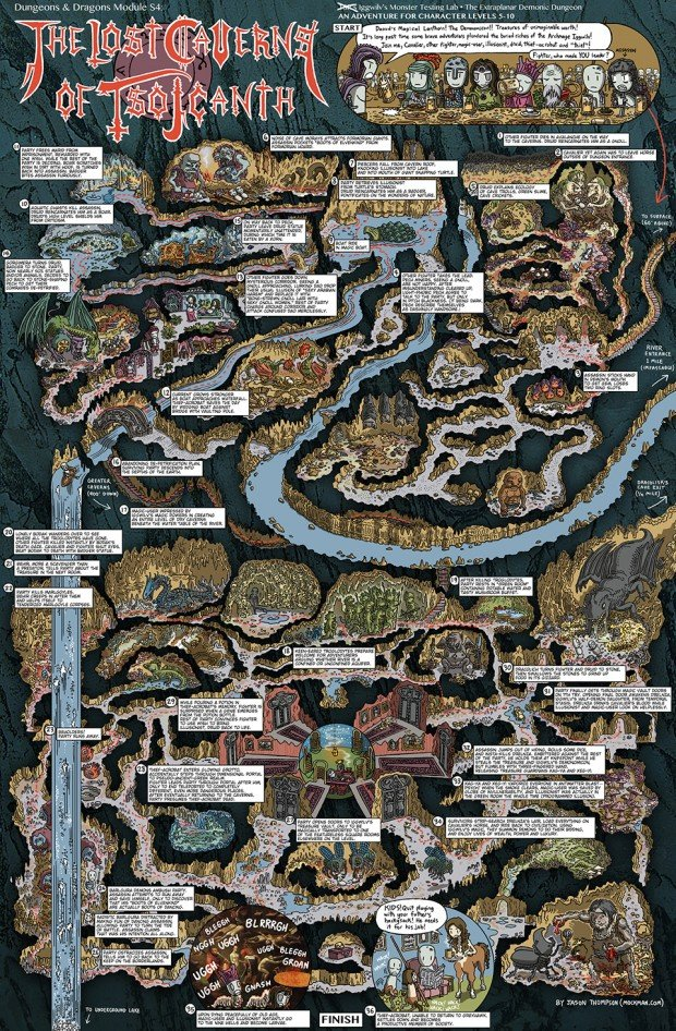 dungeons-and-dragons-walkthrough-maps-by-jason-thompson-2