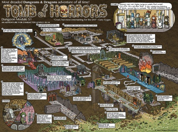 dungeons-and-dragons-walkthrough-maps-by-jason-thompson