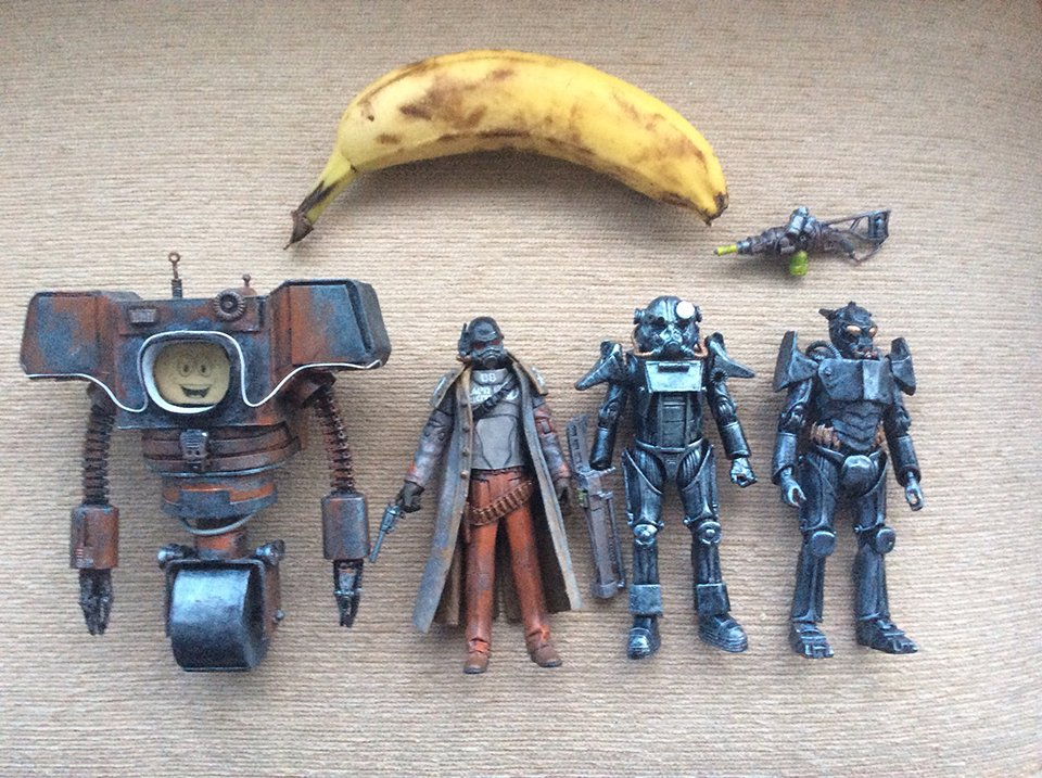 Toys For Gentleman : Diy fallout yes man will help you accomplish so much