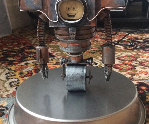 DIY Fallout Yes Man Will Help You Accomplish So Much, Whether It Wants to or Not