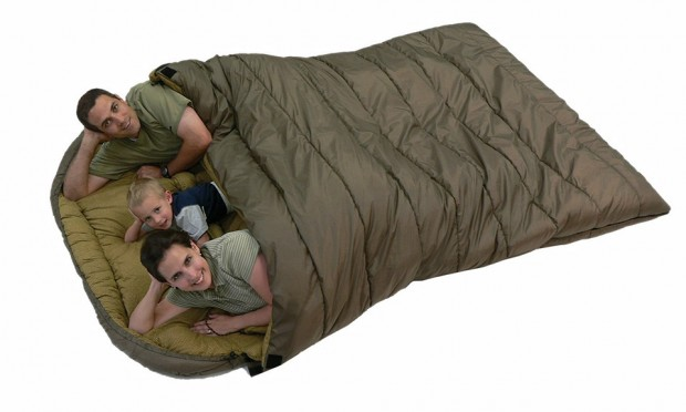 family sleeping bag 620x372