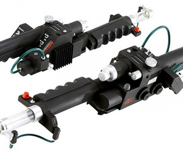 Ghostbusters Neutrino Wand Replica: Who Ya Gonna Call?