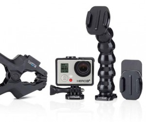 GoPro HERO3+ Black Edition/Music Records Jam Sessions from the Band's Perspective