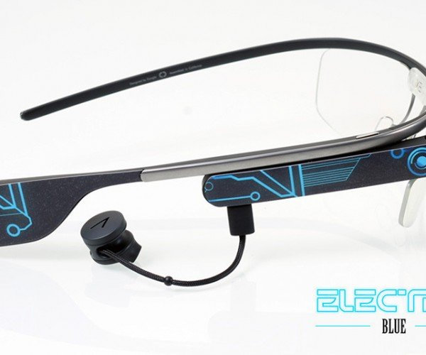 GPOP Google Glass Skins: Looking Okay Glass!