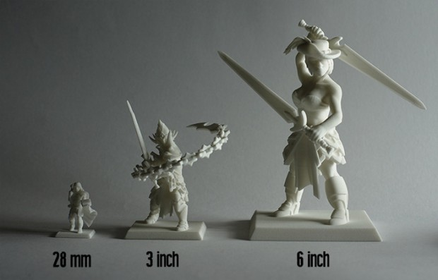 hero forge tabletop miniature 3d printing service 4 620x397