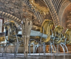 Sci-fi Hotel with H.R. Giger-themed Bar May Be Coming Soon
