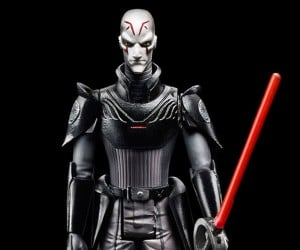Star Wars Inquisitor Action Figure is 3.75-inches of Pure Evil