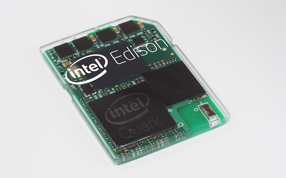 Intel Edison Is An Sd Card Sized Computer Flash Of Brilliance