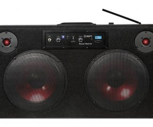 ION Road Warrior: Bluetooth Boombox