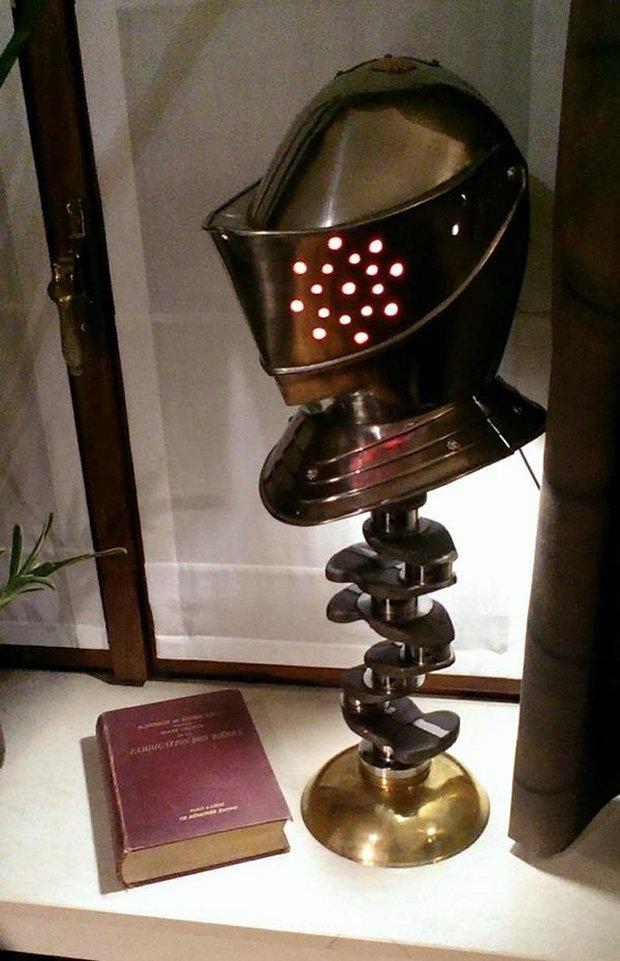 knight lamp
