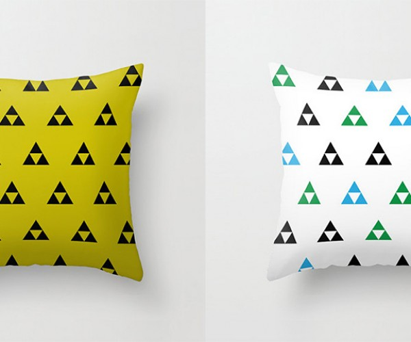 Legend of Zelda Pillowcases: Na Na Na Naaaap!