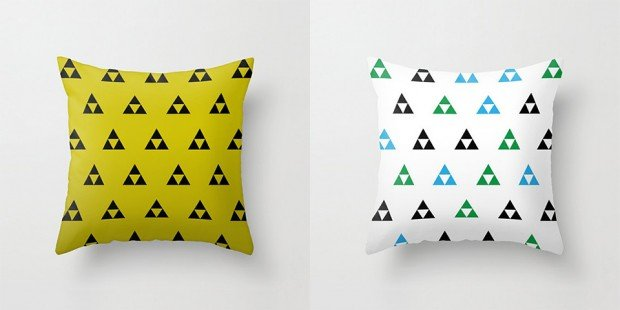 legend of zelda pillows by james bit 620x310