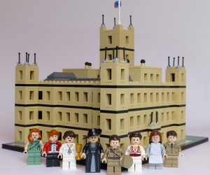 LEGO Downton Abby Tells Me All I Need to Know About the Show