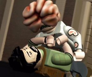 LEGO The Last of Us Would be an Awesome Game