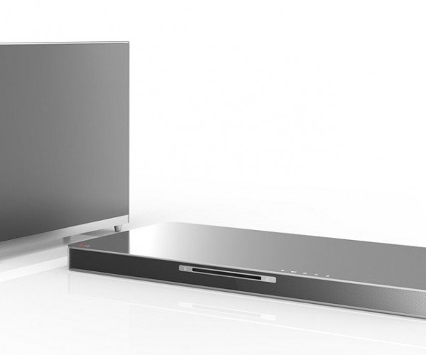 LG SoundPlate Puts the Sound Under Your TV