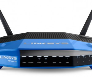 Linksys WRT 1900AC Router: The Blue and Black is Back