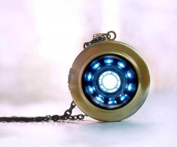Geeky Lockets: from Fiction with Love