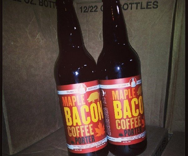 Maple Bacon Coffee Beer. Enough Said.