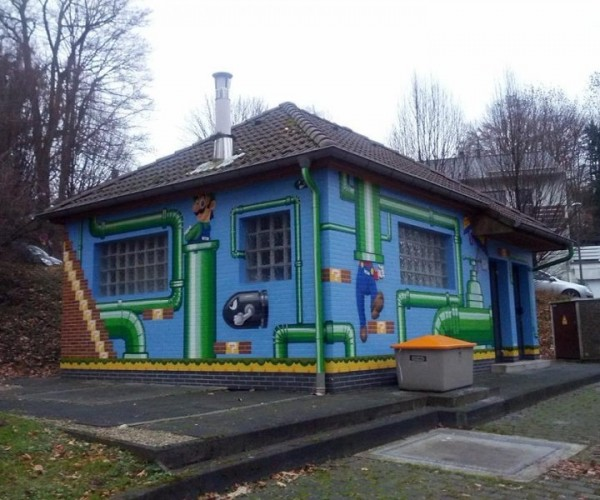 Super Mario Bros. Utility Building 1-Ups All Others