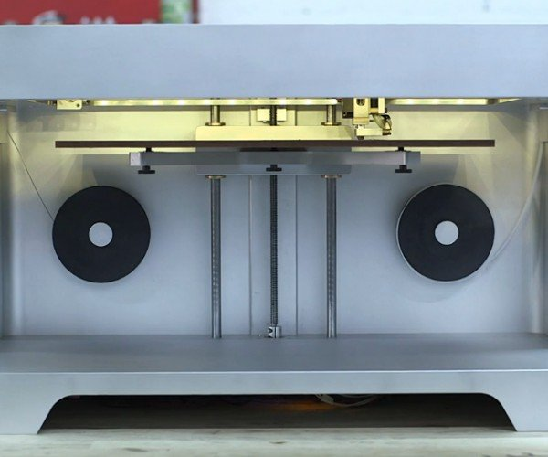 Mark One 3D Printer Can Print with Carbon Fiber: Pencil 2.0