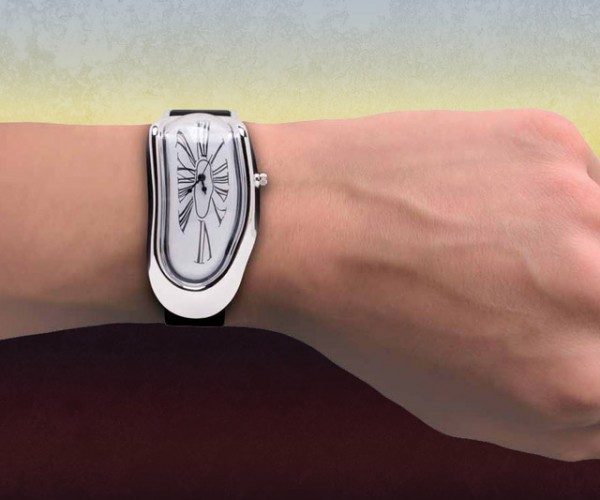 Melting Watch: Hello, Dali!