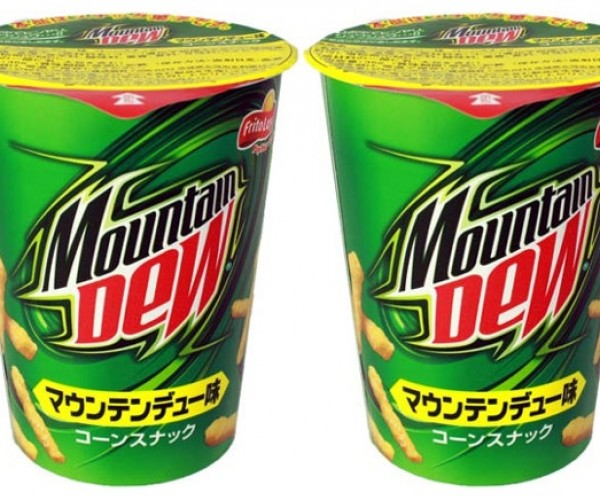 Mountain Dew Flavored Cheetos: The Ultimate Gamer Food