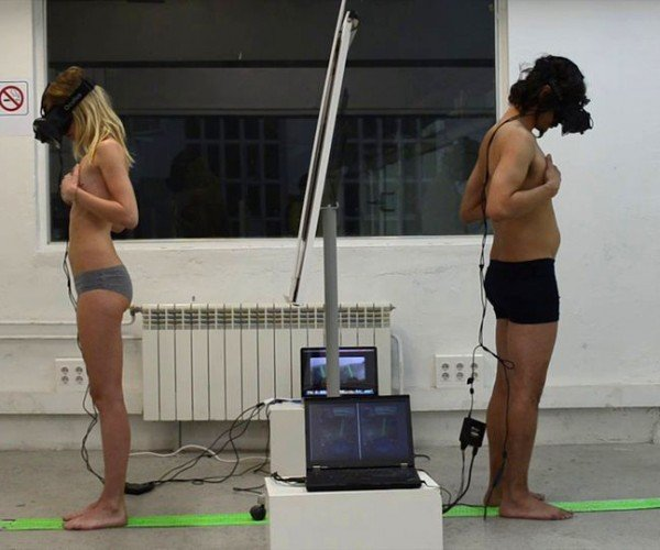 Oculus Rift Used in Empathy Experiments: Step into Someone's Views