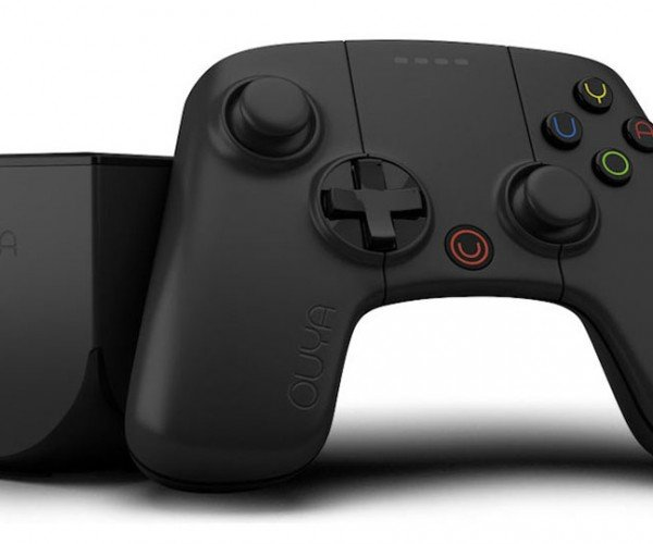 New Ouya Console Gets Updated Controller, More Storage