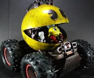 Pac-Man Monster Truck: Sunday! Sunday! Sunday! Wakka! Wakka! Wakka!