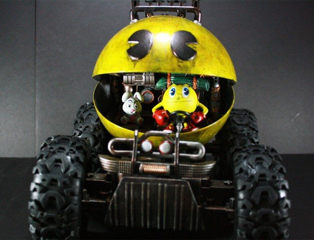pac man monster truck 2 620x474