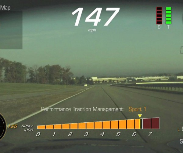 2015 Corvette Performance Data Recorder Ditches the GoPro