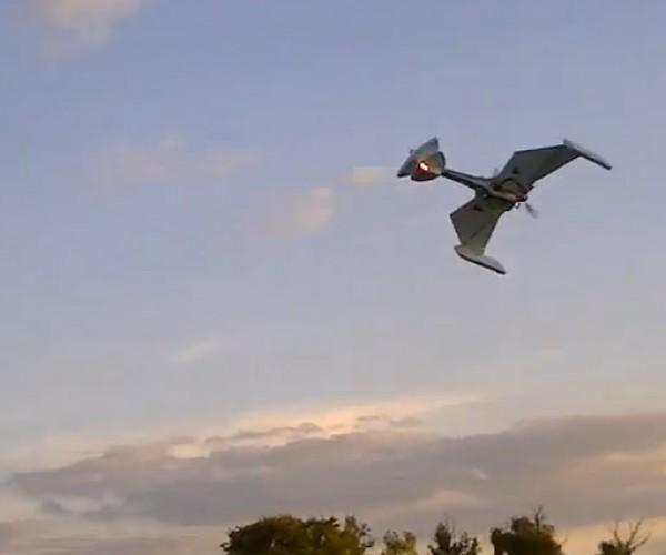 R/C Klingon Battlecruiser Ready to Take on the Enterprise