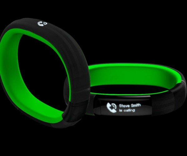 Razer Nabu SmartBand Offers Mobile Notifications and Band-to-Band Social Connectivity
