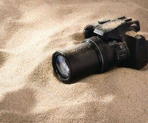Weatherproof Fujifilm FinePix S1 Has 50x Zoom to Get You Up Close