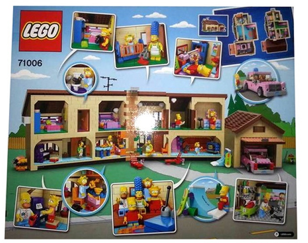 simpsons house1