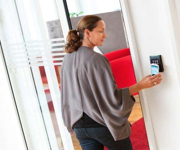 Starwood Hotels and Resorts Testing Smartphones to Unlock Doors