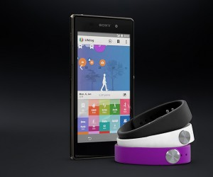 Sony SmartBand Tracks Your Physical, Social and Entertainment Activities: Automated Diary