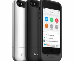 Mophie Space Pack Adds Battery and Storage to Your iPhone 5/5S