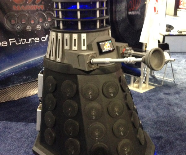 Invasion of the Speaker Daleks: REVERBERATE! REVERBERATE!