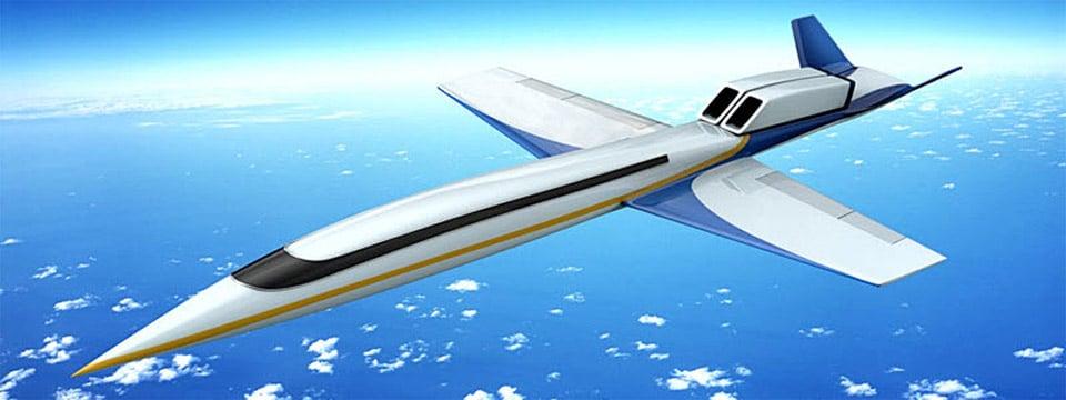 Jet Privato Globe Air : Supersonic private jet to cruise at mach technabob