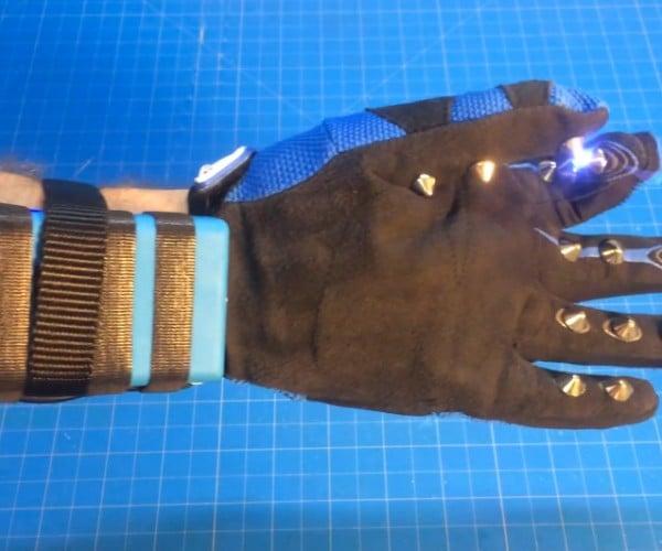 DIY Stun Glove: You Got the Touch! You Got the Power!