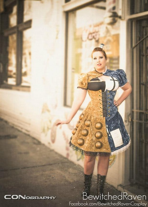 tardis dalek dress1