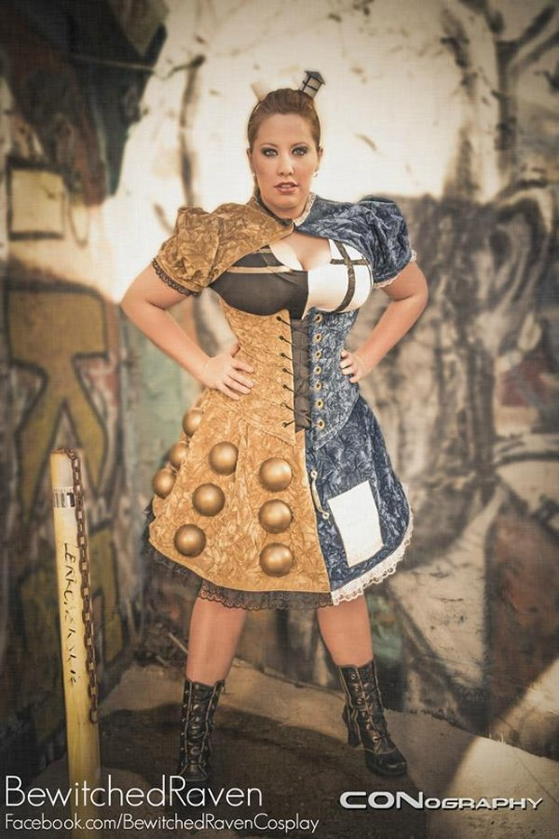tardis dalek dress2