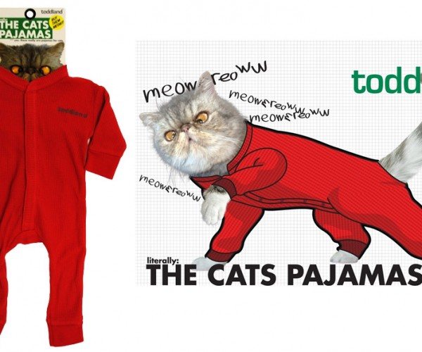 These Cat's Pajamas Are the Bees Knees