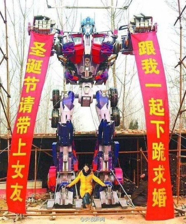 transformers proposal