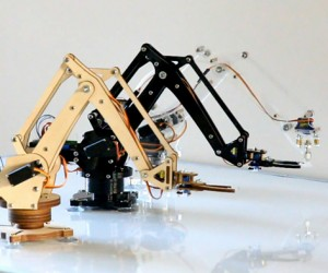 uArm Desktop Robot Arm: Industrial Devolution