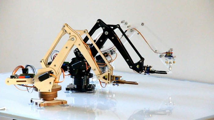 uArm Desktop Robot Arm: Industrial Devolution - Technabob